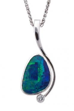 Opal - October Birthstone: Opal Essence, Opals Under, Color, October Birthstone, Opal Jewellery