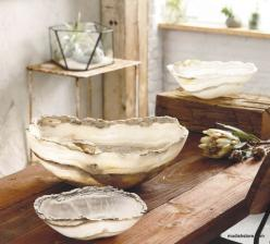Roost Raw Edge Onyx Bowl * Next Day Shipping * – Modish Store: Raw Edge, Decor, Onyx Bowls, Edge Onyx, Holiday Gifts, Holiday Gift Guide, Accessories, Products, Roost Raw