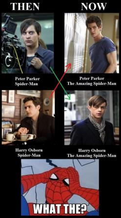 so true...: Geek, The Amazing Spiderman Funny, Marvel, Comic, Movies, So True, Superhero
