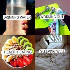 The ultimate recipe for feeling great <3: Body, Health Fitness, Inspiration, Weight Loss, Healthy Lifestyle, Fitness Motivation, Weightloss, Healthy Living, Workout