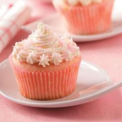 These pink velvet cupcakes will be perfect! I've already bought the pink 'edible glitter' and she's BEYOND excited. I think I'm going to let my kids frost and decorate their own cupcakes.: Pink Cupcake, Cupcake Recipie, Cupcake Recipes