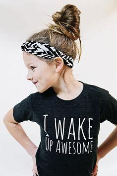 Three Little Numbers Graphic Tees | threelittlenumbers: Awesome Kids, Modern Tees, Baby Graphic Tees, Infant Tee, Tri Blend Tees, Modern Infant, Kids Graphic Tees, Infants, Boobman Modern