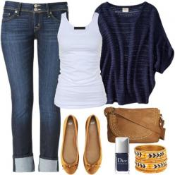 """Untitled #411"" by ohsnapitsalycia on Polyvore: Fashion, Casual Outfit, Navy Outfit, Style, Dream Closet, Fall Outfit, Navy Blue Outfit"