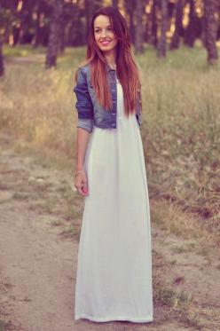 37 Maxi Dresses and Maxi Skirt- 2013 Hot Fashion Trend: Maxi Dresses, Fashion, Style, Outfit, Maxis, Maxidress