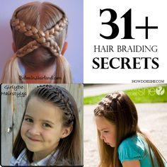 Bohemian Side Braid Hair Style Tutorial: Summer Hairstyles for Long Hair: Hairstyles, Hair Styles, Hairdos, Hair Tutorial, Hair Do, Side Braids