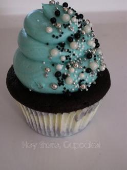 cupcakes: Cup Cakes, Sweet, Cupcakes, Pretty Cupcake, Fancy Cupcake, Cupcake Idea, Blue Cupcake, Dessert