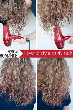 For those graced with curls, swirls, spirals, and corkscrews: Click through for some styling tips.: Curly Hair Girl, Natural Curly Hairstyle, Hair Do, Curly Hair Up Do, Curly Girl, Curly Hair Idea, Naturally Curly Hair Style, Hair Perm