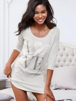 NEW! The Angel Sleep Tee by Victoria's Secret #VictoriasSecret http://www.victoriassecret.com/sleepwear/sleepwear/the-angel-sleep-tee-by-victorias-secret?ProductID=84937=OLS?cm_mmc=pinterest-_-product-_-x-_-x: Sleep Wear, Sleep Tee, Sleep Shirt, Sleep