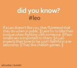 only thing i find true about this is the sex part!I bite my tonuge for know one!: Zodiac Signs, Leo S, Leo Astrology, Horoscope Personality, Leo Facts, Leo Thing, Leo Horoscope, Horoscope Facts, Leos Sign