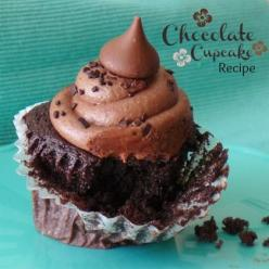 Perfect chocolate cupcakes are easier than you think! Get the recipe.: Cup Cakes, Chocolates, Chocolate Cupcakes, Cupcake Recipes, Food, Perfect Chocolate, Cupcakes Recipe, Shock Cupcake, Dessert