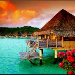 St. Regis Resort. Bora Bora. This is where I'm going after winning the MegaMillion!: Bucket List, Dream Vacation, Favorite Places, Beautiful Places, French Polynesia, Best Quality, Travel, Borabora, Destination