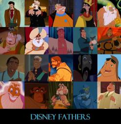 I just realized something. Where the Hell are All the mothers? Why are they always dead or  have little roles?: Disney Fathers So, Disney Dreamworks Pixar, Fathers Disney, Disney Princesses, Disney Fathers There, Disney Dads, Disney Pixar Dreamworks, Happ