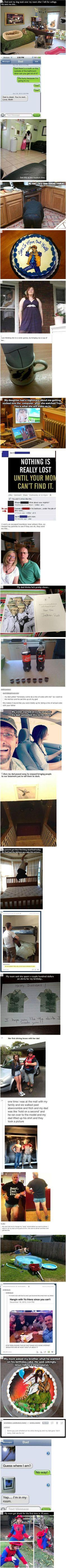 Parenting wins. these are so awesome. my favorite is the dad with the armpit photo bomb *dies laughing*: Funny Parenting, Funny Parents, Dies Laughing, Parenting Done Right, Funny Stuff, Hilarious Parents, Parenting Win, Parents Hahaha, Funny Kids