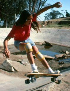 Girl skaters from the 1970s - Imgur