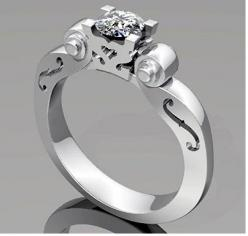 lovely idea for little gifts when going to friends for lunch or thank you gifts to teachers . http://bit.ly/HqvJnA: Music Engagement Rings, Wedding Ring, Violin Inspired, Stuff, Music Violin, Violin Ring, Music Rings