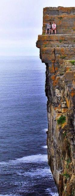 20 Fascinating Places Worth To Be Visited One Day: Daredevilcliffs, Inishmore Coastline, Bucket List, Aran Islands, Adventure, Ireland, Daredevil Cliffs, Place, Aranislands