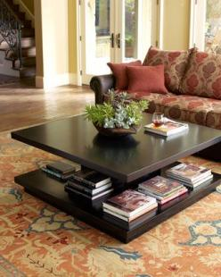 """Book It"" Coffee Table at Neiman Marcus.: Decor, Coffee Tables, Ideas, Livingroom, Living Room, House, Furniture, Neiman Marcus"