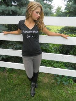 Equestrian Apparel | Dressage T-Shirt | Hunter Jumper Tee – Equestrianista Collection: Equestrian Tshirts, Embellished Top, Glitter Equestrian, Shop Equestrianista, Equestrianista Collection, T Shirts, Equestrian Ista, Glitter Tees