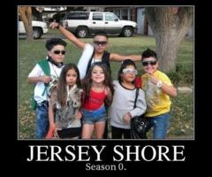 Jersey Shore -- Season 0: Mini Douchebags, Awsome Things, 8 Year Olds, F In Funny, Demotivational Posters, Early Years, Cute Funny, Funnies