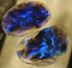 The Lightning Ridge Black Opal is from Australia. Black opals are rare and very sought after. Judging by how these look, I can see why.: Crystals, Gemstones, Ridge Black, Nature, Lightning Ridge, Black Opals, Rocks, Minerals