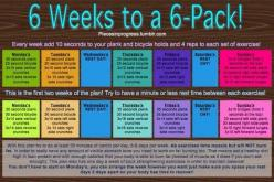 The link doesn't work, but the picture has a nice workout schedule. I might be able to actually stick with this.: 6 Pack, Fitness, Work Outs, Exercise, 6Pack, Ab Workouts, Six Pack, Week