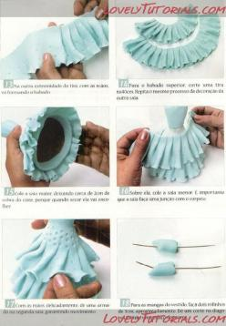 фея сидя-How to Make a sitting Fondant Fairy - Мастер-классы по украшению тортов Cake Decorating Tutorials (How To's) Tortas Paso a Paso: Dress Tutorials, Gumpaste, Cake Decorating Tutorials, Fairy Cake, Cake Tutorials, Photo, Fondant Dress Cake