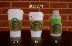 20 creative, adorable and fun ways to announce your pregnancy to your family and friends: Announcement Idea, Pregnancy Announcements, Babies, Baby Announcements, Google Search, Baby Stuff, Kid, Starbucks