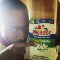 22 More Unfortunate Examples of Accidental Racism LOL! Seriously this is worth looking through all of them on both pages: Wonder Bread, Giggle, Funny Stuff, White Kids, Racist Bread, Funnies, Humor, Smart White
