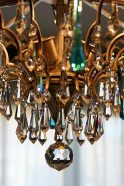 """sometimes I wish I lived by a pier in a lighthouse with a chandelier ... "" - Miranda lambert, airstream song: Lighting Chandeliers, Idea, Chandeliers Lights, Chandeliers Lighting, House, Luster, Design, Room"