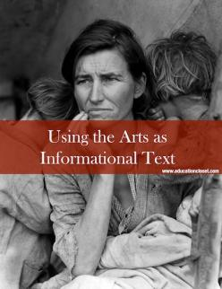 Analyzing photographs as historical documents - authentic way to connect with Common Core without sacrificing the Arts!  From www.educationcloset.com: Photos, Great Depression, 1936, Dorothea Lange, Mothers, Photographs, Image, Photography