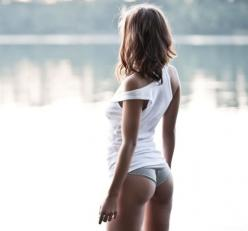 body: Girls, Sexy, Beautiful, Fitness Inspiration, Motivation, Butt, Lake, Beauty, Photo