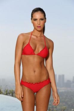 CURLY SUE TOP & BOTTOM IN RED $44.95: Tops, His Curly, Sue Top