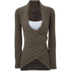 Cute sweater for fall: Fashion, Wrap Sweater, Style, Dream Closet, Outfit, Fall Sweaters, Cozy Sweaters, Fall Winter