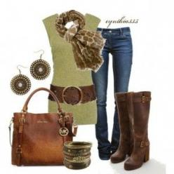 fall outfit: Falloutfit, Fashion, Idea, Fall Style, Clothes, Dream Closet, Fall Outfits, Belt, Fall Winter