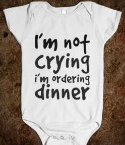 hahaha! this is a great saying to personalize on PersonalizationMall's Design Your Own Baby bibs and clothes! #baby: Breastfeeding Onesies, Funny Baby Onsie, Baby Onsies Ideas, Baby Onesies Ideas, Onesie Idea, Baby Boy Onesies, Babyshower Gift, Hilari
