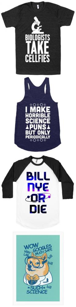 If you love everything science, this collection is for you.: