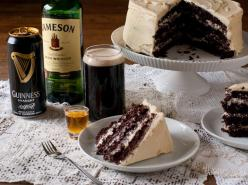 Irish Car Bomb Cake Recipe. The ultimate St. Patrick's Day dessert!: Cake Recipe Oh, Cars, Food, Cake Recipe Must, Cake Recipe This, Cakes Brownies Bars Pudin, Irish Car Bomb Cake Recipe Jpg, Cake Recipes