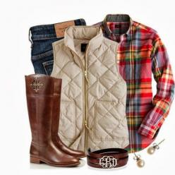Looks warm. Love the boots and top, wear it with my Hermes belt.: Fall Winter Clothes, Flannel Shirts, Girly Outfits, Casual Fall Outfits, Winter Outfits, Fall Winter Outfit, Plaid Shirts, Ear Tops