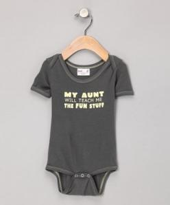 My nephews need these in t-shirts and the new baby in a onesie!: New Babies, Aunt Onesie, Auntie Onesie, Future Niece, Nephew, Fun Stuff, Baby Stuff, Being An Aunt, Kid