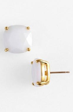 pretty little stud earrings http://rstyle.me/n/vvuwrr9te: Square Stud, Fashion, Squares, Kate Spade Stud Earrings, Kate Spade Studs, List, New York, Kate Spade Earrings Stud