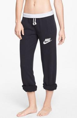 rally loose pants / nike: Nordstrom, Style, Loose Pants, Clothing, Nikes, Loose Sweatpants, Rally Loose, Workout Clothes