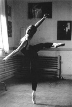 Renversé – to upset, a movement in which the dancer brings an extended leg from the front to the side, then upsets/disrupts his or her balance by bringing the leg into attitude derriere while tilting the upper body in the opposite direction.: Dancing, Dan