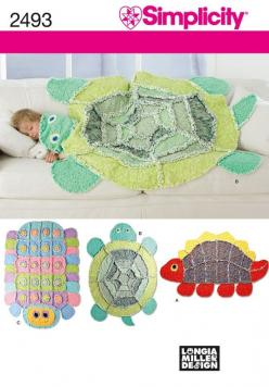 Repin Crafts: Idea, Craft, Quilt Patterns, Rag Quilts, Simplicity Pattern, Rag Quilt Pattern, Turtle, Kid, Sewing Patterns