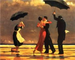 The Singing Butler - Jack Vettriano: Picture, Singing Butler, Art, Singingbutler, Jack O'Connell, Favorite Painting, Jackvettriano, Paintings, Jack Vettriano