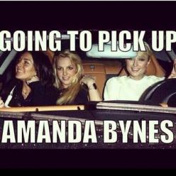 Then we r going to a party at Bieber's house bc Rihanna is there with so much weed Chris Brown might not punch her tonight bc he will be so high and happy!: Miley Cyrus, Giggle, Amanda Bynes, Funny Stuff, Humor, Funnies, Things, Hilarious