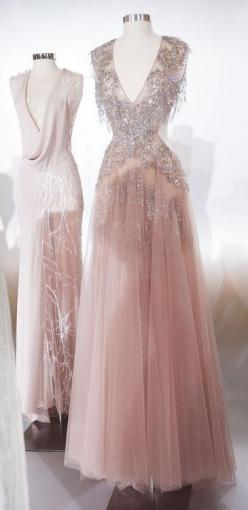 Vintage pink frocks...for some reason I LOVE this. I just love anything vintage.: Vintage Pink, Couture, Gowns, Dresses, Wedding Dress, Pink Frocks, Ram To Ali