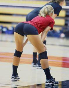 Yes, I have to think about some other girls bum to keep my lazy bum on the stairmaster...sad.: Sexy Girls, Volleyball Shorts, Sports, Hot, Ass, Butt, Yoga Pants, Women, Fitness Babes