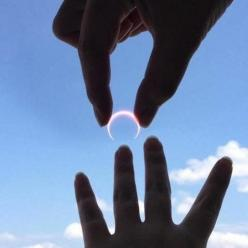 20 Perfectly Timed Breathtaking Pictures   Incredible Pictures: Picture, Photos, Ideas, Wedding, Art, Rings, Photography, Solar Eclipse