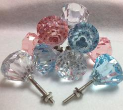 Beautiful Glass Drawer Pulls: Glass Knobs, Closet Doors, Knobs Choice, Glass Drawer Knobs, Doorknob, Door Knobs, Doors Locks Knockers Knobs, Baby Stuff