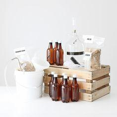 Brewery in a Box / 1 Gallon Home Brewing Kit with by UrbanBrewery, $115.00